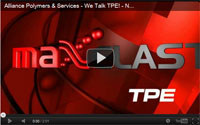 Plastic Supplier commercial for TPE - APS